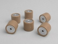 Rollers -19x17mm- 16.0g