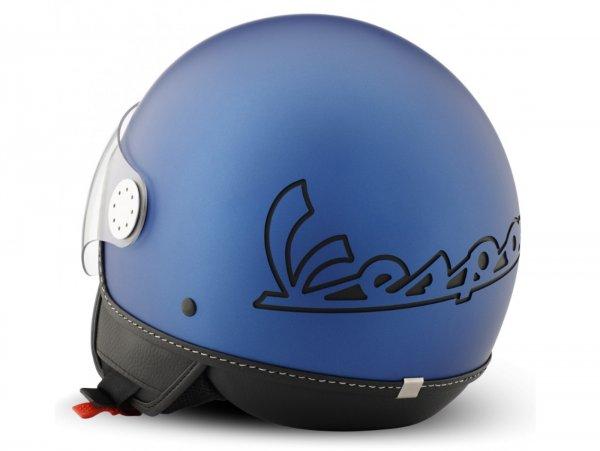 Helmet -VESPA Visor 3.0- vivace blue (297/A) - L (59-60cm)