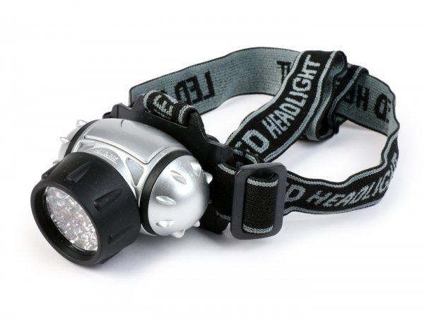 LED headlamp -19 LED McShine LES-193-