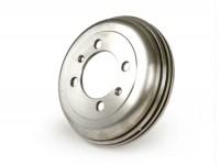 "Front brake hub 8"" -BGM PRO cast iron- Vespa Wideframe V1-15, V30-33, VU, VM, VN, VL, VB, ACMA, Hoffmann, Largeframe VBA, VBB, VNA, VNB"