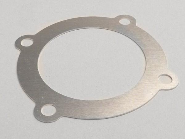 Spacer Zylinderkopf -BGM ORIGINAL Malossi 139/166 ccm- Vespa PX80, PX125, PX150 - 0.8mm