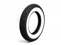 Tyre -SAVA/MITAS B14 white wall- 3.50 - 10 inch TT 51J