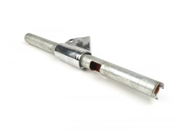 Schaltrohr -OEM QUALITÄT- Vespa VNB5 bis VNB6T, VBB, GS150 / GS3, GS160 (4 Gang) - l=130mm Ø=22mm - Chrom