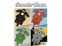 Scooter Nova Magazine - (#005) -  January / February 2018