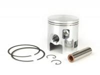 Piston -POLINI aluminium- Vespa 177/187cc - Vespa PX125, PX150, Cosa125, Cosa150, GTR, TS125, Sprint Veloce - 63.0mm - A