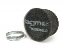 Air filter -BGM PRO by Marchald- for Polini CP carburettors Ø17.5-19-21-23-24mm, CS Ø=46mm, L=55mm