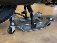Plataforma con ruedas para mover la moto -BGM PRO- Vespa GT, GTL, GTS 125-300, GTV, GTS 125-300 Super