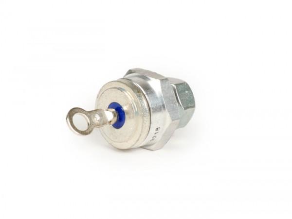 Diodo Zener -PIAGGIO- Vespa PK S, Ape50 (TL3T), Bravo (EEM2T), Ciao (M7E3T) - para limitar y regular la tensión (intermitentes)