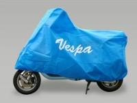 Scooter cover (dust cover) -FA ITALIA Vespa- blue