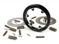 Primary gear -BGM PRO- Vespa PX200, Rally200 - incl. primary gear repair kit BGM PRO reinforced - 65 tooth (helical)