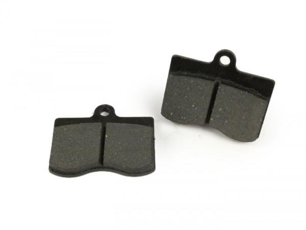 Bremsbeläge -BGM PRO STANDARD- passend für BGM PRO 4-Kolben Radialbremszange - Belagmaterial Organisch