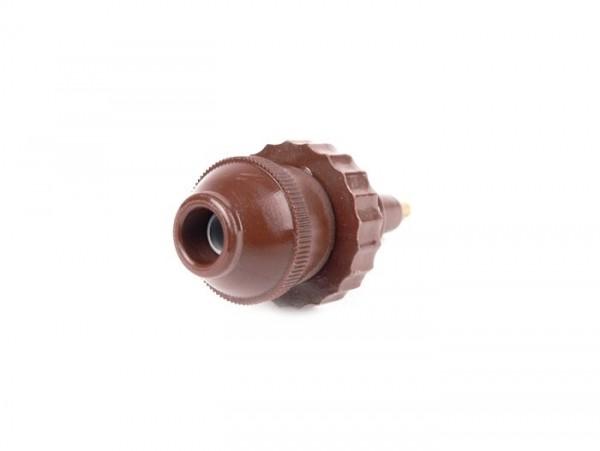 High tension connector -OEM QUALITY- Vespa Wideframe V30-V33, VM, VN
