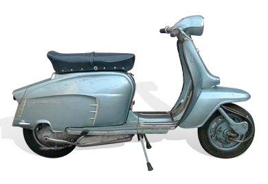 Lambretta (Innocenti) LI 125 Special (LIS 125)