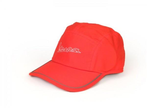 Base cap -VESPA- rot