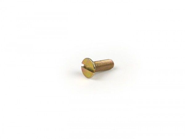 Screw -DIN 963- M6 x 18