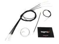 Cable set -BGM ORIGINAL, PE inner liner- Lambretta DL, GP