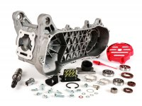 Engine casing -MALOSSI RC-One- YAMAHA/MINARELL  50cc 2T AC/LC