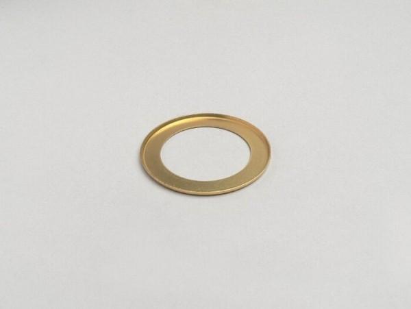 Clutch washer -PIAGGIO- Vespa type Cosa2 - brass