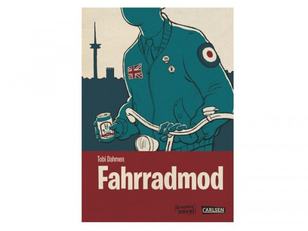 Book -Fahrradmod by Tobi Dahmen- 480 pages Hardcover